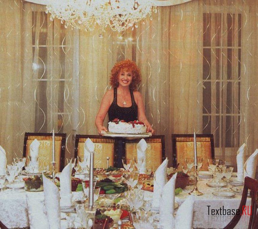 ирина аллегрова дом в подмосковье фото этом никто знал