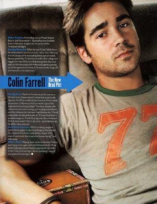 Фото Colin Farrell фотографии Colin Farrell голая Colin Farrell